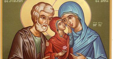 """Православната и Католическата църкви честват днес Рождество Богородично. В България народът нарича този ден още Малка Богородица. Според Православната църква честването на Рождество Богородично е празник на всемирната радост. За това събитие св. Андрей Критски казва: """"Днешният празник е за нас началото на всички празници, вратата, през която се влиза в благодатта и се стига до Истината"""". Сайтът на Силвето. Следвай ме - Вяра."""