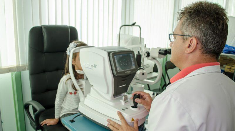 """Безплатни очни прегледи за деца в Стара Загора. Дори детето да няма конкретни зрителни оплаквания, то може да има зрителен проблем, предупреждават офталмолозите от болница """"Тракия"""" - Център в Стара Загора. За да бъдат те открити навреме и лекувани, специалисти от лечебното заведение ще преглеждат безплатно на 12 и 13 септември в специализирания очен кабинет на Болница """"Тракия"""" – Център. По време на безплатния скрининг ще бъде проверена остротата на зрението на ученици. Сайтът на Силвето. Следвай ме - Здраве."""