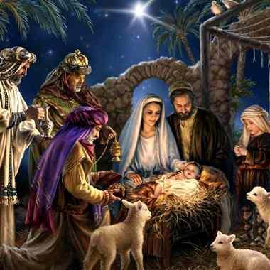 В святата Рождественска нощ преди повече от 2000 години, в покрайнините на град Витлеем, в пещера, където пастири прибирали добитъка си, се родил Младенецът Иисус Христос. Пастир е старинната българска дума за овчар. Младенеци в миналото са наричали бебетата и малките деца. Евангелието разказва, че първи да се поклонят на Младенеца дошли овчари, които пазели стадата си наблизо в полето и ангел небесен им възвестил благата вест. Те дошли при малкия Иисус без да се осъмнят нито за миг в Неговото раждане. Затова казваме, че те са били заведении до пещерата в Рождественската нощ от чистата вяра. Следвай ме - Вяра