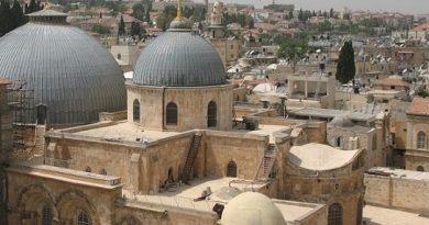 Кметът на Ерусалим се отказа да блага църквите с данъци. Следвай ме - Вяра