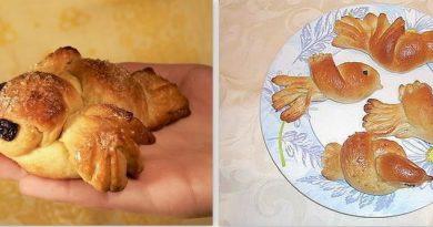 Чучулиги – постни тестени фигурки за празници. Тестени чучулиги с вкус на сладък кравай са традиционно печиво в Русия, Украйна и Армения за дена на светите четиридесет севастийски мъченици. Тъй като той е на 9 март, т.е. всякога се пада по време на Великия пост, тестото за фигурките е постно с мая. Следвай ме - Гурме