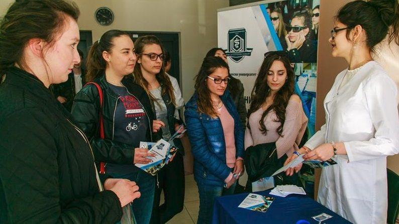 Кандидатстудентските изпити в Медицинския университет – Варна са през април, Следвай ме - Общество