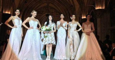 Бляскаво ревю на София Борисова покори Виена Модната колекция на нашумялата българска дизайнерка бе показана в препълнената зала на Виенска община. Следвай ме - Стил