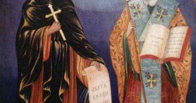 Гагаузи са чествали за пръв път в по-ново време паметта на светите братя Кирил и Методий. Това се е случило на 22 май 1803 година в Шумен. На тази дата тогава се е навършвала 340-годишнина от Великоморавската мисия. Гагаузите са туркоезични православни християни. Следвай ме - Вяра