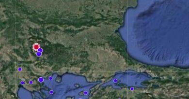 Земетресение на територията на община Разлог е регистрирал Националния институт по гефизика, геодеpия и география тази сутрин. Следвай ме - Общество