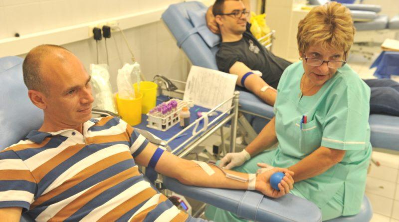 Представители на най-голямата мотоорганизация в България Sofia Riders подкрепиха кръводарителската акция на Военно-медицинска академия, организирана в Световния ден на кръводарителя – 14 юни. Следвай ме - Здраве