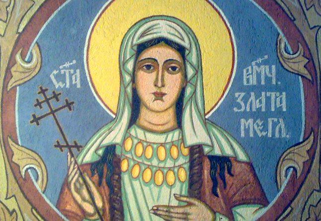 """Параклис на света Злата Мъгленска ще бъде осветен в София на 14 юли. Това съобщиха от храма """"Рождество Христово"""" в кв. """"Младост 4"""", в чиято подземна част се намира той. Следвай ме - Вяра"""