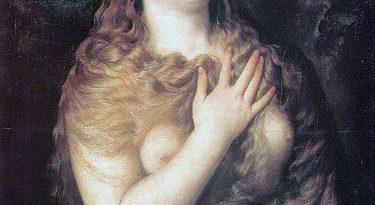 Иисус Христос изкарва 7 бяса от Мария Магдалина. Погрешно я считат за покаялата се грешница. Следвай ме - Вяра
