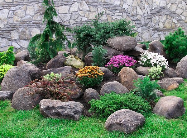 Алпинеумът – короната на нашата градина. Как да го направим? Следвай ме - у домаа