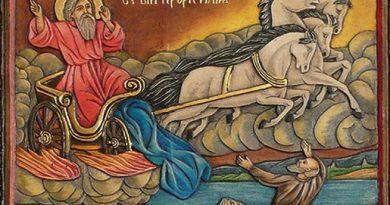 Денят на свети пророк Илия е. Честват го и юдеите, и мюсюлманите. Следвай ме - Вяра