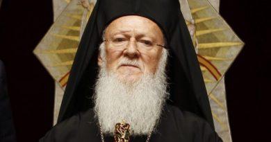Вартоломей I отложи заседанието за Македонската и Украинската църкви, Следвай ме - Вяра