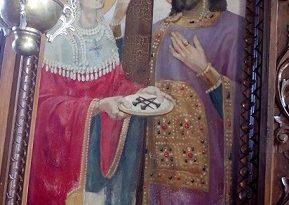 На Кръстовден Църквата чества събитие от 326 година. Тогава експедицията, изпратена от св. равноапостолна Елена открива парче от Светия Кръст Господен на Голгота. Следвай ме - Вяра