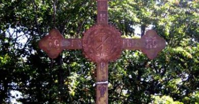 Високо в планината, недалече от Бачковския манастир се намира местността Кръстова гора. Смята се, че някога там е имало манастир. На Кръстова гора стават чудеса. Следвай ме - Вяра