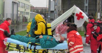 Мащабно учение на БЧК с екипи за действие при бедствия. Следвай ме - Общество