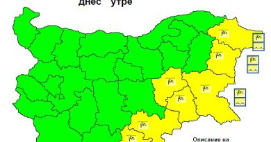 Жълт код за силен вятър в 7 области, Следвай ме - Общество