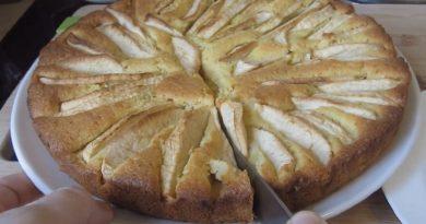 Корнуелски ябълков пирог. Националната кулинарна гордост на жителите на Корнуел е пирогът с ябълки. Следвай ме - Гурме