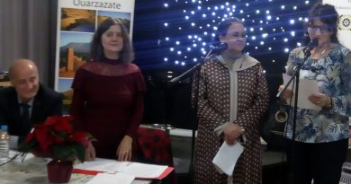 Втора вечер на мароканската поезия в София, Следвай ме - Култура
