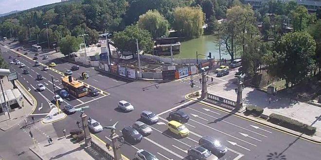 """Ограничават движението около стадион """"В. Левски"""" в София днес . Следвай ме - Общество"""