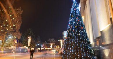 Традиционното светване на коледната украса и елха, и детския празник във Велико Търново, които са насрочени за 30 ноември се отлагат заради студа, съобщиха от общината. Следвай ме - Общество