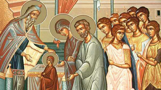 На Въведение Богородично, който е неподвижен празник и всякога е на 21 ноемри, се отбелязва и Денят на християнското семейство. Следвай ме - Вяра