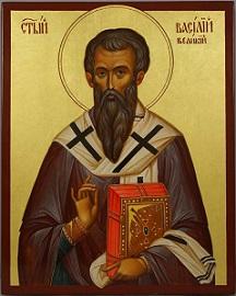 Един от най-ярките образци на святост в ранната църква е този на свети Василий Велики. Житието му е основано на конкретна, исторически доказана фактология, в него няма примеси на легенди, каквито има в други случаи. Следвай ме - Вяра
