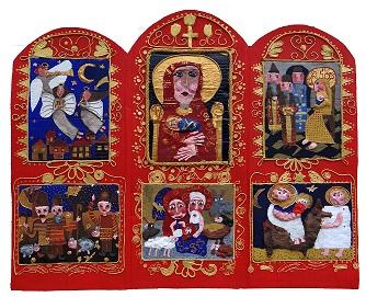 На Коледа празнуваме рождения ден на Иисус Христос Християнското му наименование е Рождество Христово. Едва ли има дете, което да не обича Рождество Христово (Коледа), когато на украсените елхи заблестяват гирлянди от светлини. Следвай ме - Вяра