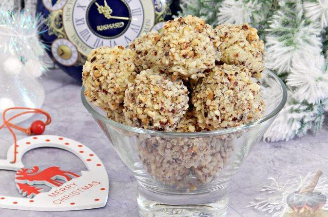 Филбертините са традиционни орехови курабии за Рождество Христово от Северна Италия, Швейцария, и някои части на Франция. В сравнение с останалите коледни сладки, те се приготвят много по-лесно, но това не е за сметка на вкуса им, който е много вкусен и подсилван от неповторимия аромат. Следвай ме - Гурме