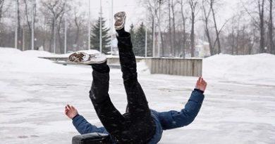 Ситните крачки спасяват от падане при поледица Автор: Христо Христов, физиотерапевт. Следвай ме - Здраве