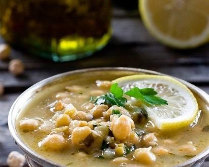 Супа от нахут с лимон за здрави мускули Леблебията стимулира серотонина – хормонът на щастието. Следвай ме - Гурме