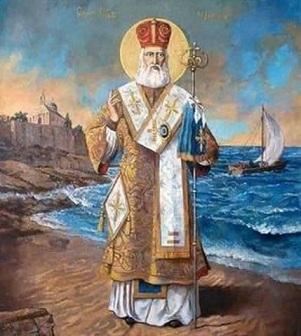 Свети Николай - Чудотворец помага на монаси и архиереи,бедни богати благодетели, пази невинно осъдените и затворените по скалъпени обвинения, предпазва девойките и жените от продаване в робство и от унижения, покровителства рибари,моряци,търговци и банкери. Следвай ме - Вяра