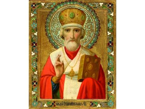 Свети Николай носел подаръци на християните преди дядо Коледа. Следвай ме - У дома