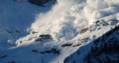 Опасност от лавини във високите части на планините. Следвай ме - Общество