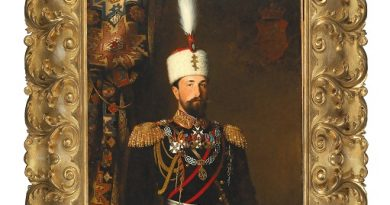 Портрет и регалии на княз Александър I Батенберг на търг във Виена. Следвайме - Общество