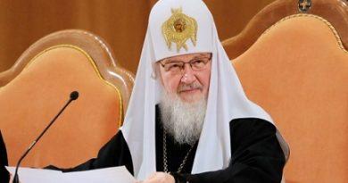 Послание на Предстоятеля на Руската православна църква до Светейшия Патриарх Вартоломей във връзка с антиканоничните действия, предприемани от Вселенската Патриаршия в Украйна. Следвай ме - Вяра
