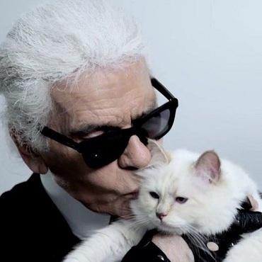 Котката на модната емблема Карл Лагерфелд, на име Шупет, наследи 150 млн. паунда. Сумата се равнява на 330 млн. лева. Следвай ме - Стил