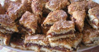 """В кухнята на банатските българи има една рецепта, която е като """"две в едно"""", защото от тестото се приготвят и сусами и крофилчета едновременно. Следвай ме - Гурме"""