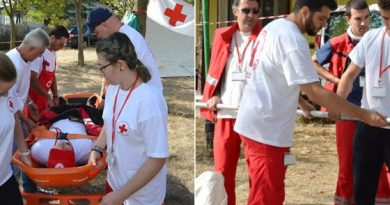 В периода 1 – 3 април 2019 г. в Благоевград ще се проведе Националното събрание на Български младежки Червен кръст /БМЧК/ - най-голямата младежка доброволческа организация у нас, получила високо международно признание, с над 8 000 членове и доброволци. На форума се очаква да присъстват повече от 100 червенокръстци от цялата страна. Следвай ме - Общество
