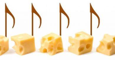 Сиренето и в частност ементалът, който е подобен на нашенския кашкавал, променя вкуса си, когато свири рок и рап. Следвай ме - Гурме