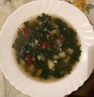 Селска супа от коприва (постна) Копривата е идеалното разстение за балансиране на организма с минерали след зимата. Тя е от изключителна полза за хората, които постят. Следвай ме - Гурме