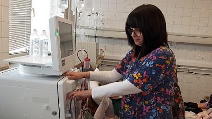 12 нови апарата за хемодиализа купи УМБАЛ Бургас. Следвай ме - Здраве