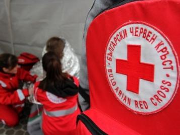 Правят евроцентър за обучение на спасители при бедствия и аварии Парамедиците на БЧК тръгват с огнеборците при пожари. Следвай ме - Общество