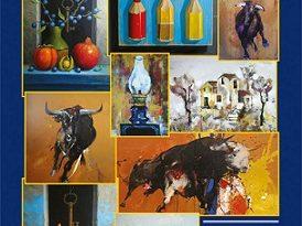 """Тримата майстори на живописта Аспарух Сърбов, Геракси Гераксиев и Иван Чакъров ще открият изложба в SPS днес, на 8 май, от 18.00 часа. SPS e единствената в Пловдив 24-часова действаща галерия (във фоайето на хотел SPS, бул. """"Освобождение"""" 3). Експозицията с името """"Презареждане"""" включва 23 платна. I.eoldx ;e - Uw.jw,d"""