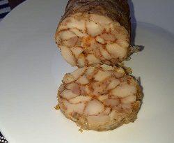 Домашен пилешки салам за диетици и кулинари. Следвай ме- гурме