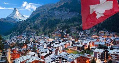 Без ограничения за работа и установяване на българи в Швейцария Швейцария премахва ограниченията за придвижване, работа и установяване на българи в страната, съобщи Министертвото на външните работи (МВнР). Следвай ме - Общество