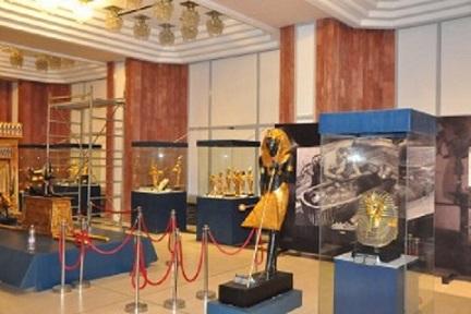 Откриват изложба с гробницата на Тутанкамон в Бургас. Следвай ме - Култура