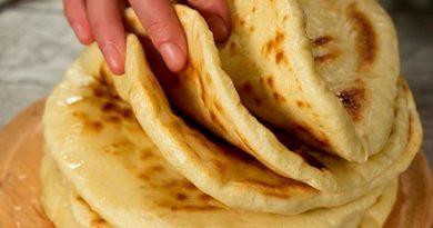 Домашните питки – универсалната българска закуска. Питки на тиган. Содени питки. Следвай ме - Гурме
