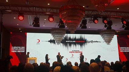 Спасителите на БЧК получиха почетна награда от Турция Отличието е по повод 20 години от опостушителното земетресение в Адапазаръ, в който българите рискуваха живота си и спасиха много хора. Следвай ме - Общество