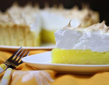 Лимоновият пай – финият сладкиш за лятото