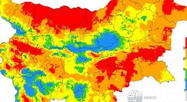 Екстремна опасност от пожари в 21 области на 28 август. Следвай ме - Общество