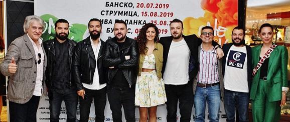 One Love Tour за първи път в Бургас Сред участниците във фестивала са Орлин Горанов и Графа. Следвай ме - Култура